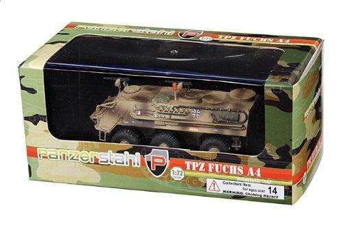 1:72 装甲車stahl ディスプレイ アーマー 88022 Thyssen-Henschel TPz Fuchs ディスプレイ モデル Bundeswehr ISAF Afghanistan【並行