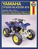 Yamaha YFS200 Blaster ATV: 1988 thru 2006, 200cc (Owners' Workshop Manual)