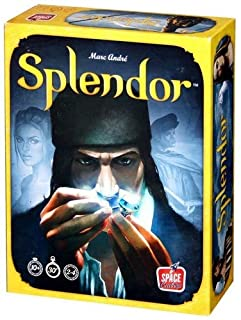 Splendor Card Game, Pack of 1 (B00IZEUFIA) | Amazon Products