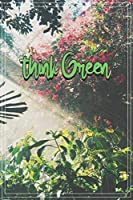 Think Green: Notebook (Eco.life)
