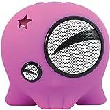 BOOMBOTIX(ブームボティックス) BB-1 充電式ポータブルスピーカー ピンク