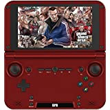 GPD XD 64GB 赤 5インチIPS液晶 Android 4.4 レッド HDMI搭載 Miracast搭載 ゲーミングタブレット [並行輸入品]