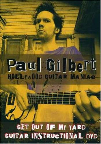 ゲット・アウト・オブ・マイ・ヤード教則DVD ハリウッドギター・マニック