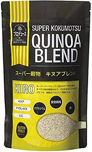 スーパー穀物 キヌアブレンド KIIRO 300g