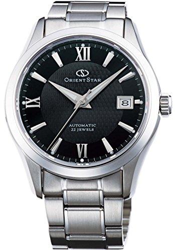 [オリエント]ORIENT 腕時計 ORIENTSTAR オリエントスター スタンダード 機械式 自動巻(手巻付) ブラック WZ0011AC メンズ