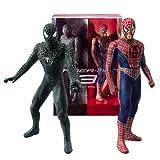 スパイダーマンTM3 コレクターズBOX(2枚組) ―バンダイ[ソフビ魂]限定フィギュア(2体)同梱― (20,000個完全限定生産) [DVD]