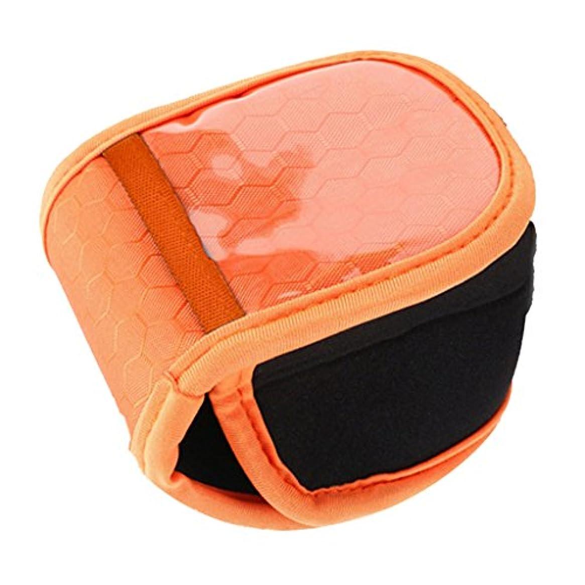 ドルペデスタル兵器庫Sharplace 釣りリールケース 保護ポーチ リールカバー リールバッグ 耐摩耗性 ラインポケット付き