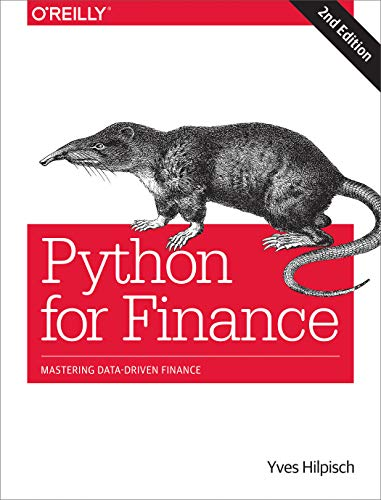 Download Python for Finance: Mastering Data-Driven Finance 1492024333
