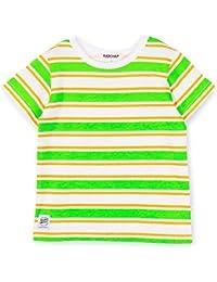 ブランシェス(branshes) 【プチプラ】ボーダー半袖Tシャツ