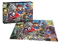 Super Mario Odyssey Snapshots 1000 Piece 48cm x 70cm Jigsaw Puzzle