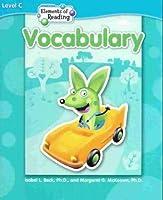 Elements of Reading Vocabulary, Level C (Steck-vaughn Elements of Reading Vocabulary)