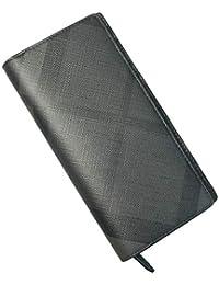 [BURBERRY(バーバリー)] 二つ折り長財布(小銭入れ付き) CAVENDISH / 4056415 メンズ [並行輸入品]