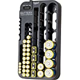QP2312 Battery Organiser with Tester Tester Included Tester Included,
