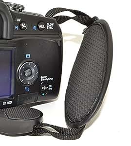 【48199】ハンドストラップグリップストラップカメラグリップベルト手首を完全固定!Canon/Nikon/Pentax/Sony/Panasonic一眼レフカメラ用