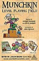 Munchkin Level Playing Field Card Game [並行輸入品]