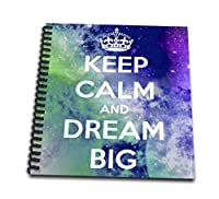"EvaDane – 引用 – Keep Calm and Dream Big。コスモス。Universe。 – Drawing Book 4 by 4"" db_193376_3"