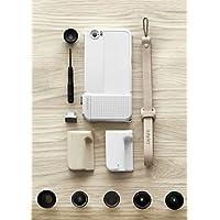【国内正規品】bitplay SNAP! PRO 物理シャッターボタン搭載iPhone6/6s用ケース(All-in-One) (ホワイト)