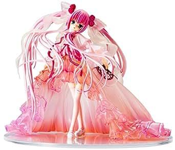 E☆2 てぃんくる先生オリジナルフィギュア 雪月華舞 -燐- 全高約180mm コールドキャスト製 完成品 フィギュア