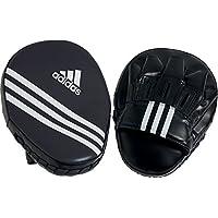 Adidas Kick Boxing/格闘技FighterパンチトレーニングJabパッドPU Focus Mitts