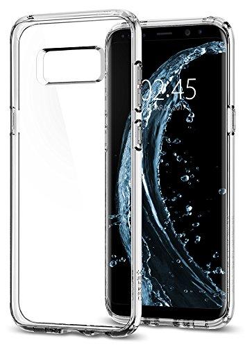 【Spigen】 Galaxy S8 ケース, ウルトラ・ハイブリッド [ ...