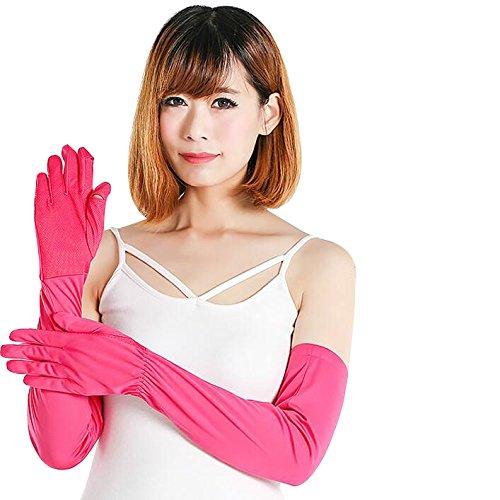 UV手袋 日焼け止め UV レディース グローブ 手袋 紫外線対策 滑り止め 腕...