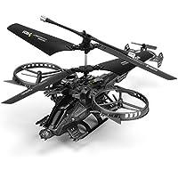 ランフィー ヤード-713 IR 制御3.5 チャンネル赤外線 RC ヘリコプターフライング玩具