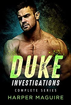 Duke Investigations: Complete Series by [Maguire, Harper]