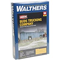 Walthers Cornerstone Series Kit HO Scale Bud's Trucking Co.