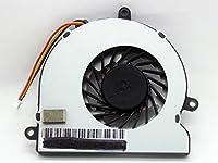 iifix新しい交換用CPU冷却ファンDell Inspiron 17m731r 5735i5735p17e p17e003内側アセンブリ