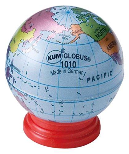 KUM 鉛筆削り器 グローブ 地球儀 KM109 レイメイ藤井