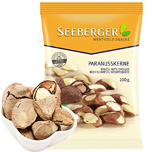 ジーベーガー ブラジルナッツ 200g