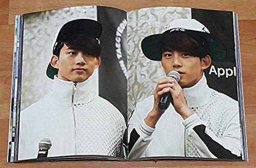 2PM : テギョン - ファンサイト 写真集 [ THE SECOND GIFT BOX ] FAN CLUB 製作