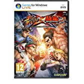PC Street Fighter X Tekken アジア版