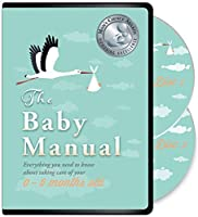 The Baby Manual DVD - Award Winning Parent Empowerment Video Course: Newborn Care, Breastfeeding, Reducing Crying, Sleep, Health, CPR, and More by Parent Education Media, LLC