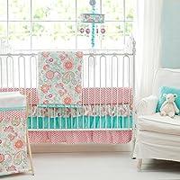 My Baby Sam Gypsy 3 Piece Crib Bedding Set [並行輸入品]