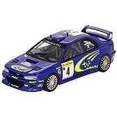 【Trofeu/トロフュー】1/43 スバル インプレッサ WRC 2000 モンテカルロラリー 3位 J.カンクネン