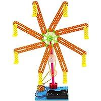 Perfeclan DIY 観覧車 組立モデル 子供 学生 科学教育玩具 組み立て 家族教育 おもちゃ