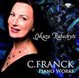 Franck : Piano Works by Muza Rubackyte (2008-07-10)