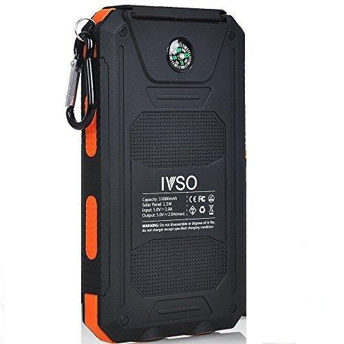 IVSO ソーラー充電器