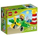 """レゴ (LEGO) デュプロ デュプロ®のまち""""小さなひこうき"""