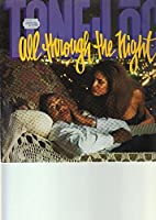 All through the night / Vinyl Maxi Single [Vinyl 12'']