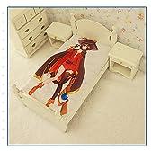 この素晴らしい世界に祝福を! めぐみん 二次元寝具 シーツ 200x150 麦芽堂オリジナル作品