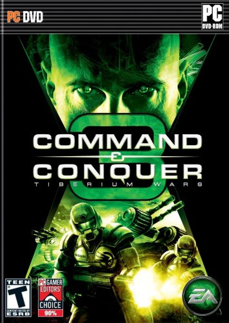 イタリアのギャップ常習的Command & Conquer 3: Tiberium Wars (輸入版)