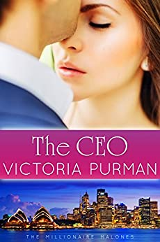 The CEO (The Millionaire Malones Series Book 2) by [Purman, Victoria]