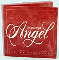 LongabergerピューターAngel Ornaments Set of 4 1999 71072