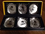KIRIN一番搾り こだわりの嵐メモリアルトレー 6枚セット