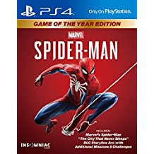 Spiderman Game Of The Year Edition - PlayStation 4