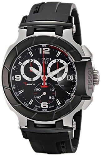 [ティソ]TISSOT 腕時計 T-RACE(ティーレース) T0484172705700 【正規輸入品】