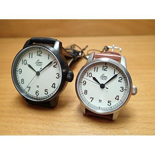 ラコ 腕時計 Laco ミリタリー ペアウォッチ NAVY ネイビー 自動巻き メンズ 861766 レディース 861803