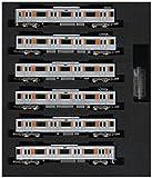 グリーンマックス Nゲージ 30528 東武50050型 後期形 新ロゴマーク付き 基本6両編成セット (動力付き) (塗装済完成品)